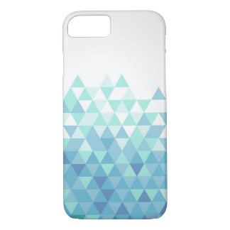 Blue Polygon Case