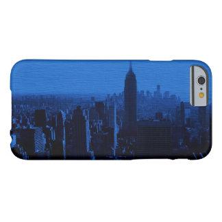 Blue Pop Art New York City iPhone 6 Case