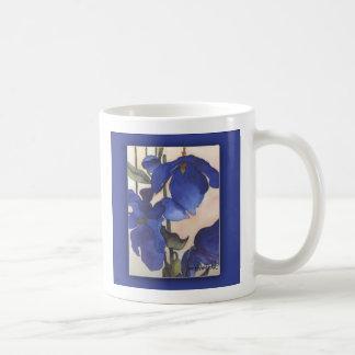 Blue Poppies Mug