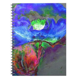 Blue Poppy Note Books