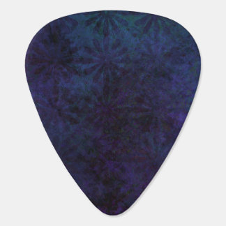 Blue & Purple Abstract, Grungy Digital Art, Remix Plectrum