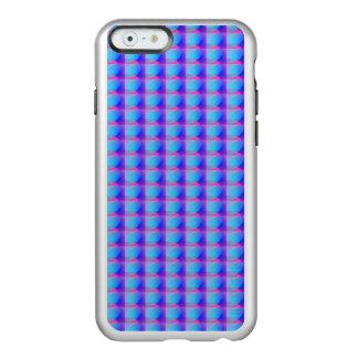 Blue Purple and Pink Minimalism Lake Incipio Feather® Shine iPhone 6 Case