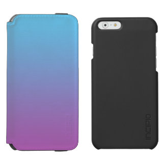 Blue & Purple Ombre Incipio Watson™ iPhone 6 Wallet Case