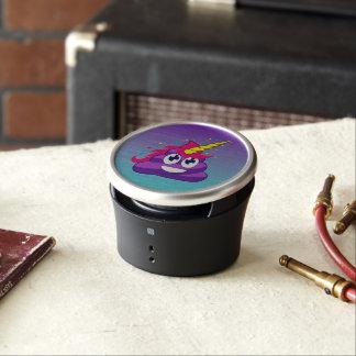 Blue & Purple Ombre Unicorn Poo Emoji Speaker