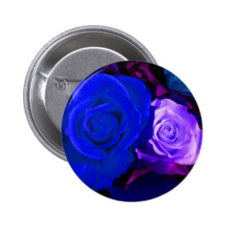 Blue Purple Rose Pins