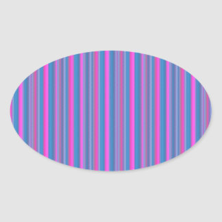 Blue Purple Textures Template add TEXT PHOTO GIFTS Oval Sticker