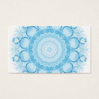 Blue Queens Business Card