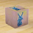 blue rabbit gift box