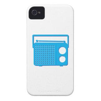 Blue Radio Case-Mate iPhone 4 Cases