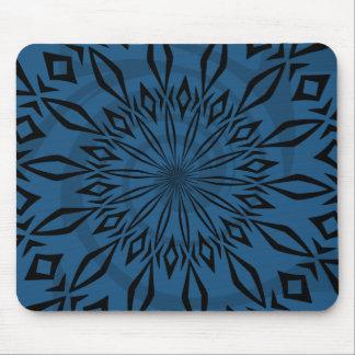 Blue Rage Mousepad