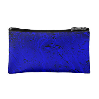Blue Rain Cosmetic Bag