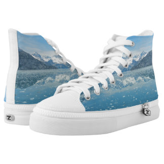 Blue Reflection Shoes Printed Shoes