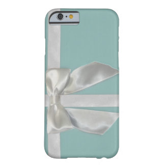 Blue Ribbon iPhone 6 case iPhone 6 case & ID holde Barely There iPhone 6 Case