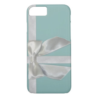 Blue Ribbon iPhone 7 case iPhone 7 case & ID holde