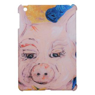 Blue Ribbon Pig Cover For The iPad Mini