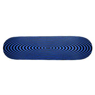 Blue Rider 18.4 Cm Mini Skateboard Deck