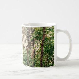 Blue Ridge Mountain Foggy Morning Coffee Mug