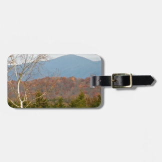 Blue Ridge Mountains VA Landscape Photo Shenandoah Luggage Tag