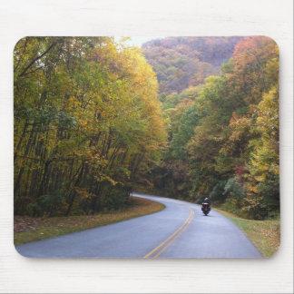 Blue Ridge Parkway Mousepad