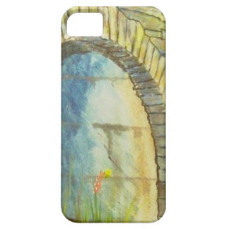 Blue Ridge Tunnel Case For The iPhone 5