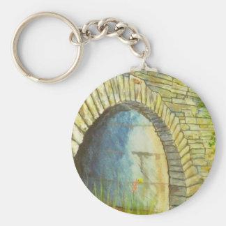 Blue Ridge Tunnel Key Ring