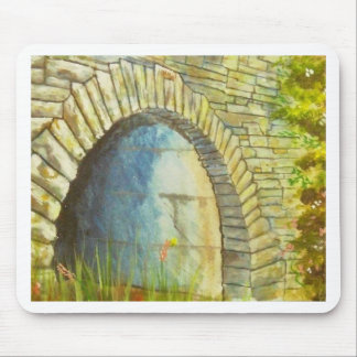 Blue Ridge Tunnel Mouse Pad