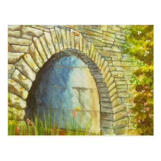 Blue Ridge Tunnel Postcard