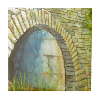 Blue Ridge Tunnel Tile