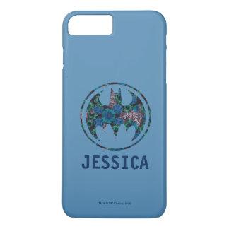 Blue Rose Bat Signal iPhone 8 Plus/7 Plus Case