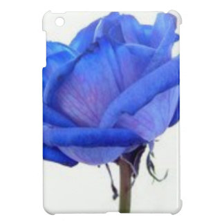 blue-rose case for the iPad mini