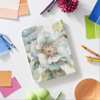 Blue Rose iPad Cover