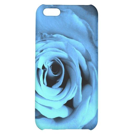 Blue Rose Items iPhone 5C Cases