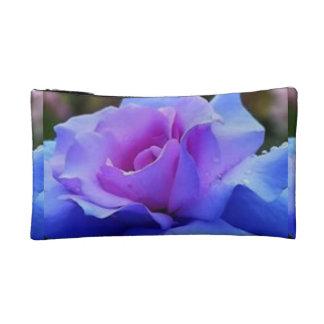 BLUE ROSE smalll cosmetic bag