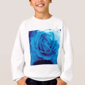 BLUE ROSE SWEATSHIRT