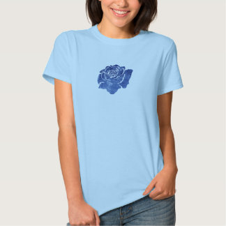 Blue Rose T Shirts