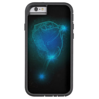 Blue Rose Tough Xtreme iPhone 6 Case