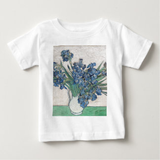 Blue roses baby T-Shirt