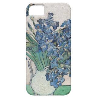 Blue roses iPhone 5 case
