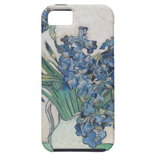 Blue roses tough iPhone 5 case