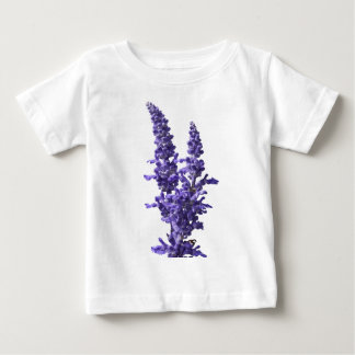 blue sage flour in bloom in spring baby T-Shirt