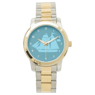 Blue Sailboat Watches
