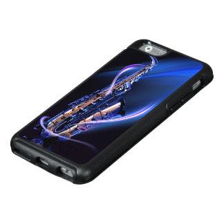 Blue Saxophone OtterBox iPhone 6 Case