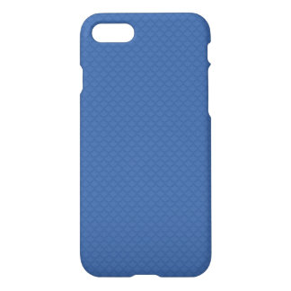 blue scales abstract art iPhone 8/7 case