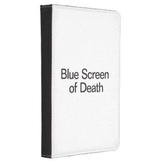 Blue Screen of Death ai Kindle Case