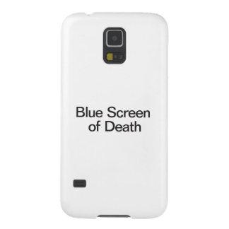 Blue Screen of Death ai Galaxy S5 Cover