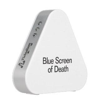 Blue Screen of Death ai Speaker