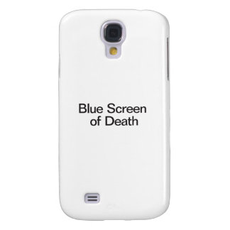 Blue Screen of Death Samsung Galaxy S4 Cases