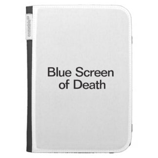 Blue Screen of Death Kindle 3G Case