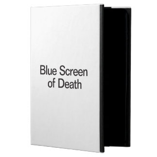 Blue Screen of Death Case For iPad Air