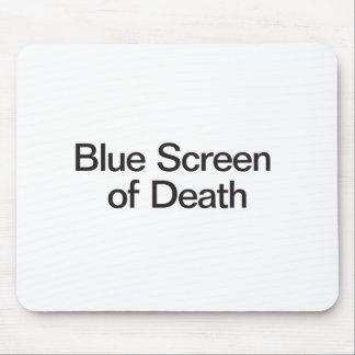 Blue Screen of Death Mousepads